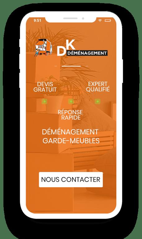 DK Déménagement, entreprise en Haute-Savoie (74)